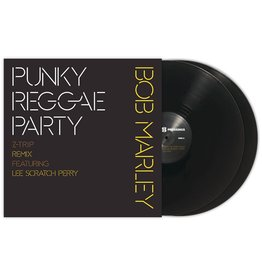 "12"" Bob Marley Pressing - Punky Reggae Party Z-Trip Remix (Pair) Serato Control Vinyl"