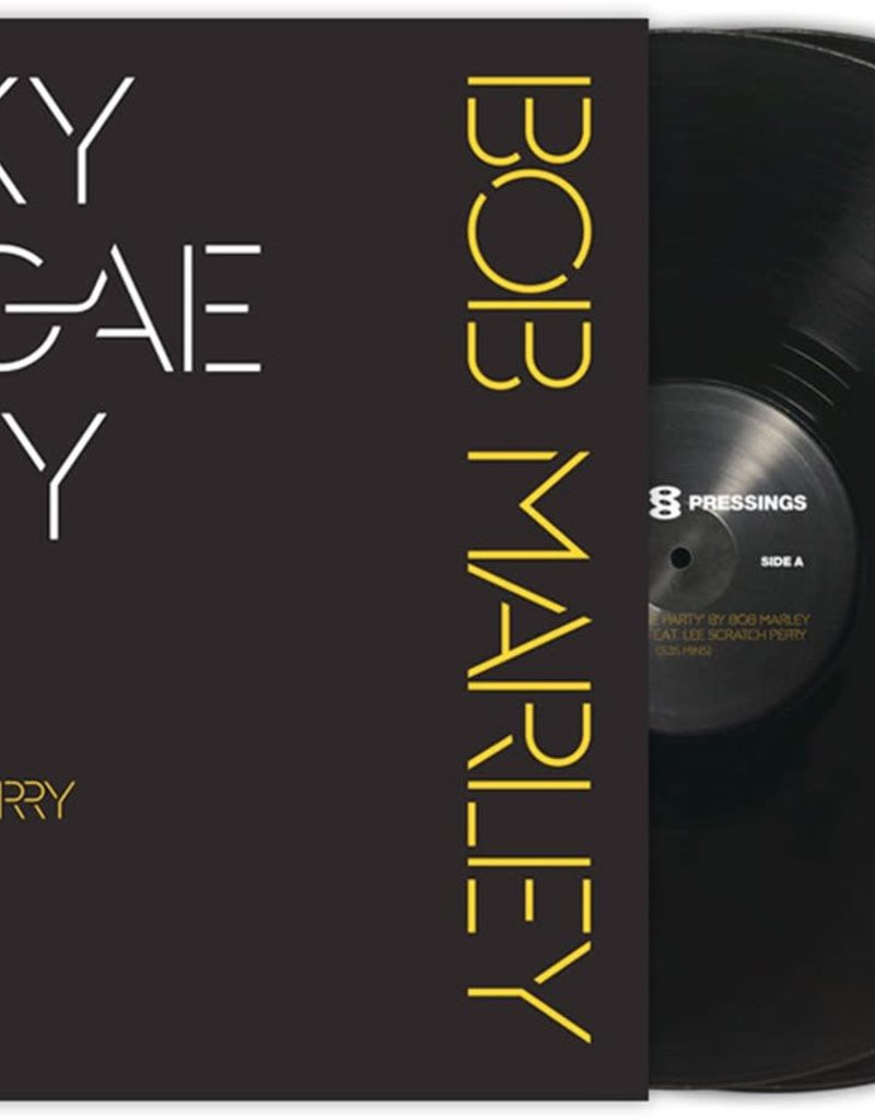 "12"" Bob Marley Pressing - Punky Reggae Party Z-Trip Remix Serato Control Vinyl (Pair)"