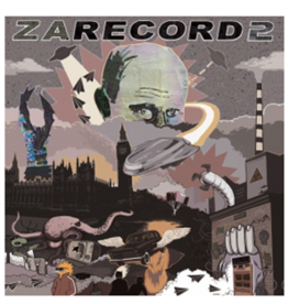"Cut & Paste Zarecord 2: NMCP Studio - 7"" Scratch Record - Cut & Paste Records"