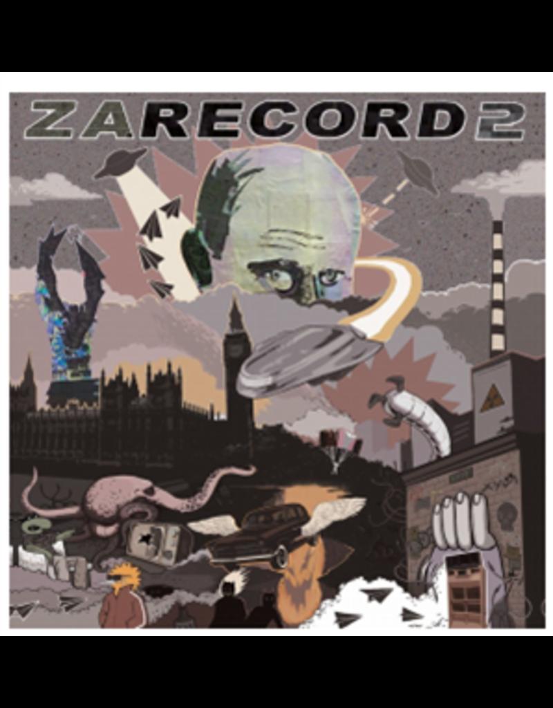 ZARECORD 2 Scratch Samples