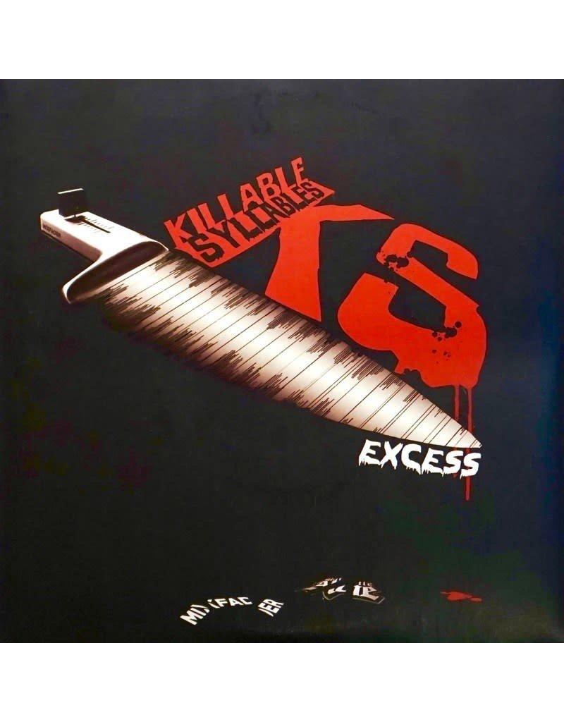 7 inch Killable Syllables