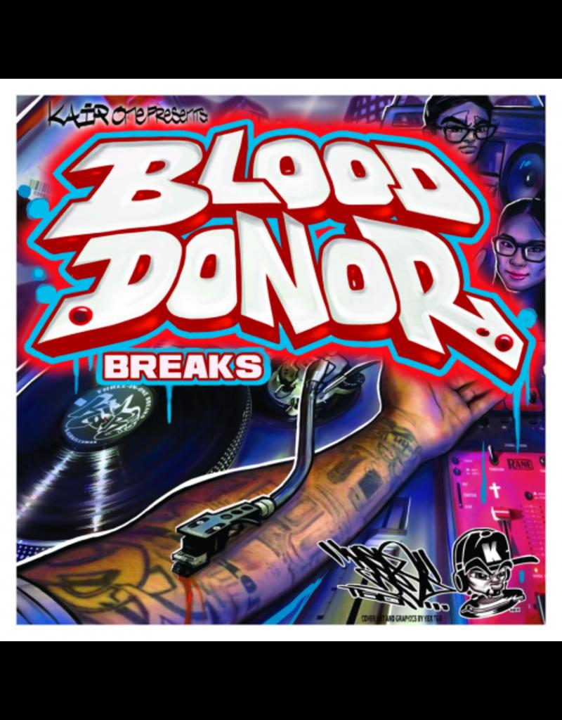 7 inch Kair One Blood Donor Breaks