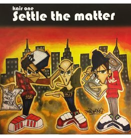 "Kair One: Settle The Matter 7"" Scratch Record"
