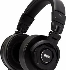 RH-2 50mm Over-Ear Monitoring Headphones - RANE