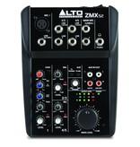 Zephyr ZMX52 5-Channel Compact Mixer - Alto Professional