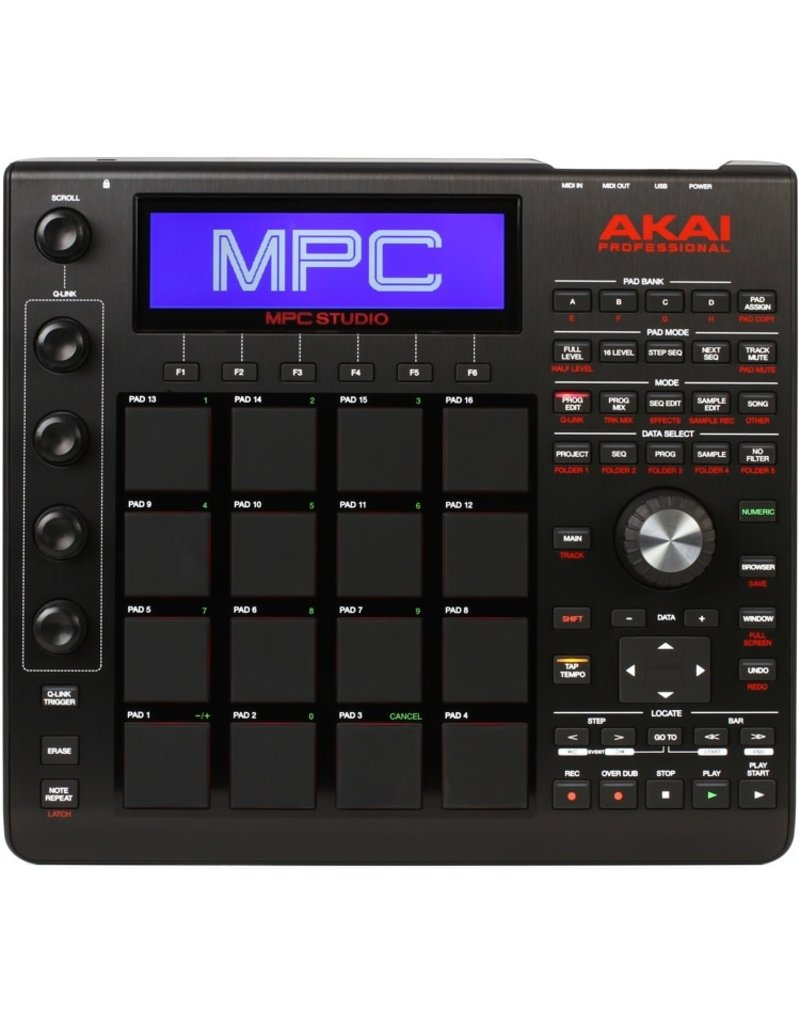 Akai Professional MPC Studio Black Music Production Controller