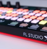 AKAI FIRE Performance Controller for FL Studio (Includes FL Software)