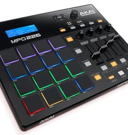 ***Limited Stock Shipping In September*** Akai MPD226 MIDI-Over-USB Pad Controller