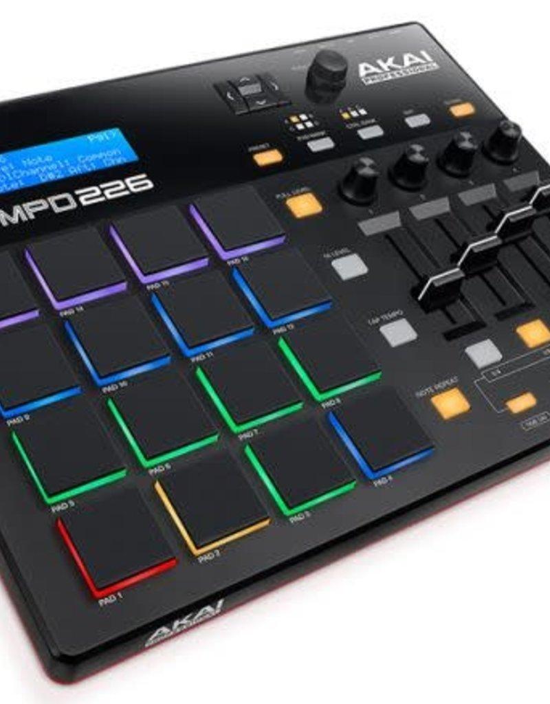 Akai MPD226 MIDI-Over-USB Pad Controller