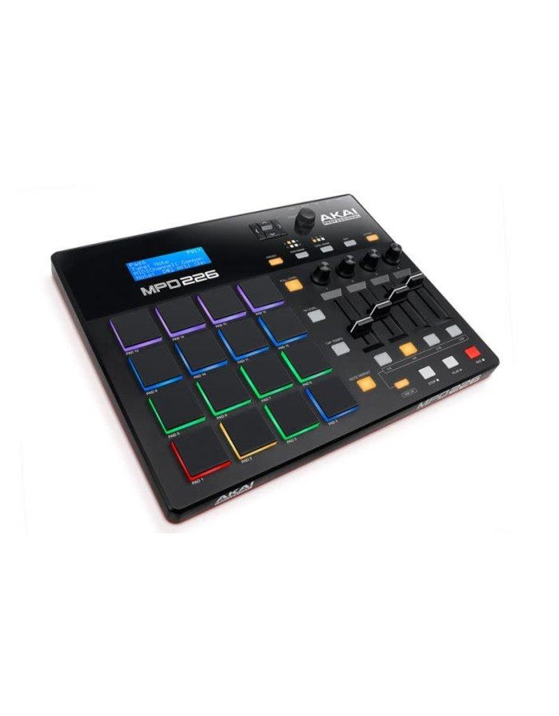MPD226 MIDI-Over-USB Pad Controller: Akai