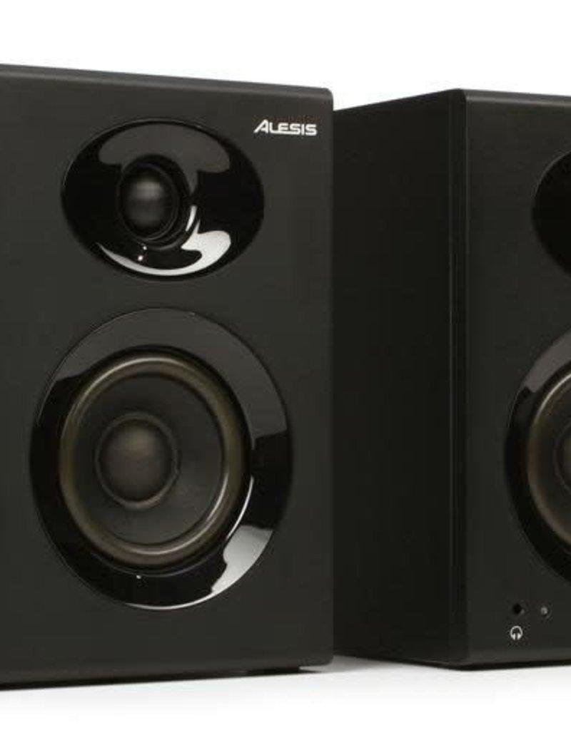 Alesis Elevate 3 MKII Powered Desktop Studio Speakers (Pair)