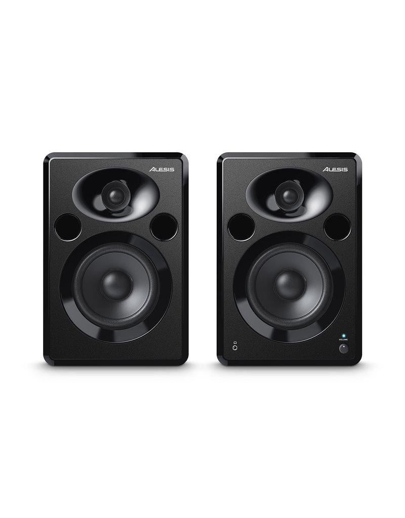 Elevate 5 MKII - Powered Desktop Studio Speakers (Pair) Alesis