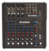 MultiMix 8 USB FX Compact Mixer: Alesis