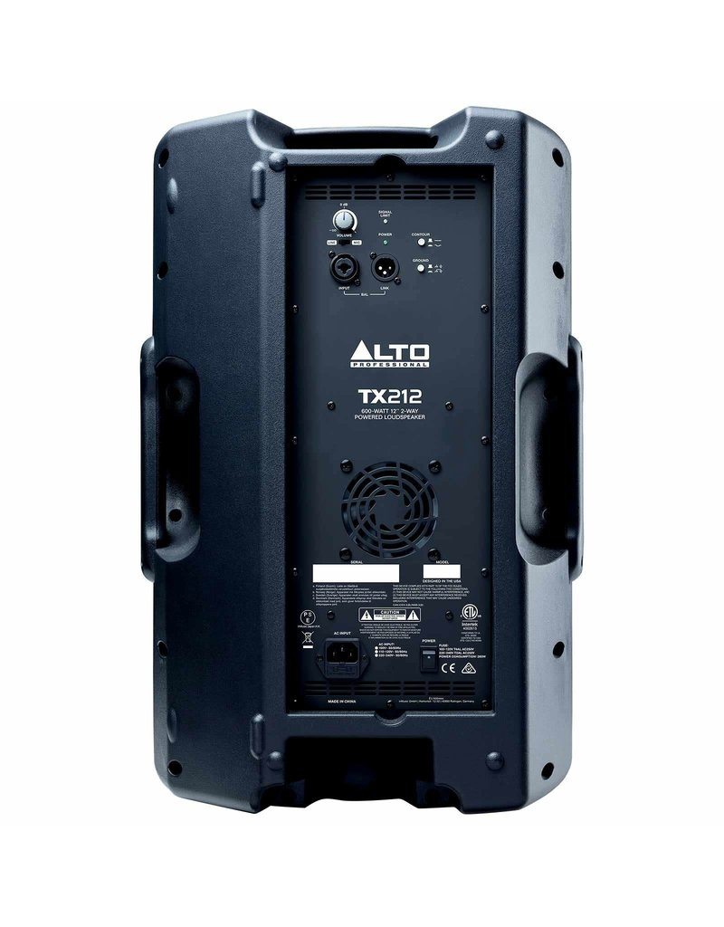 TX212 2-Way 12 Inch Powered Speaker