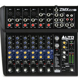 Zephyr ZMX122FX 8-Channel Mixer with Effects - Alto Professional