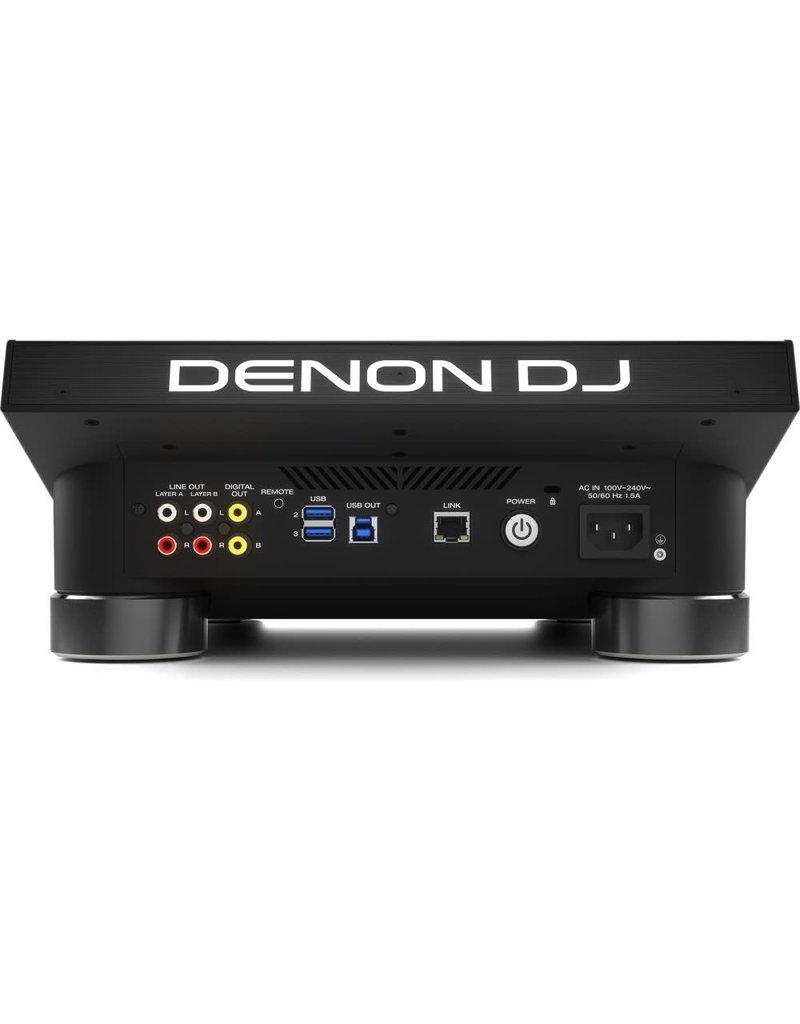 Denon SC5000M Prime Media Controller With Motorized Platter