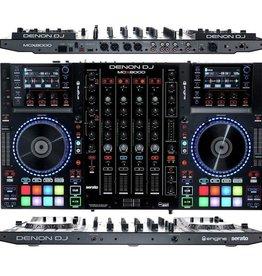 Denon MCX8000 4-Channel Standalone DJ Controller w/Serato