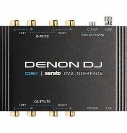 Denon DS1 Serato DVS and Audio Interface