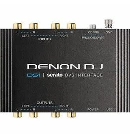 DS1 Serato DVS and Audio Interface - Denon