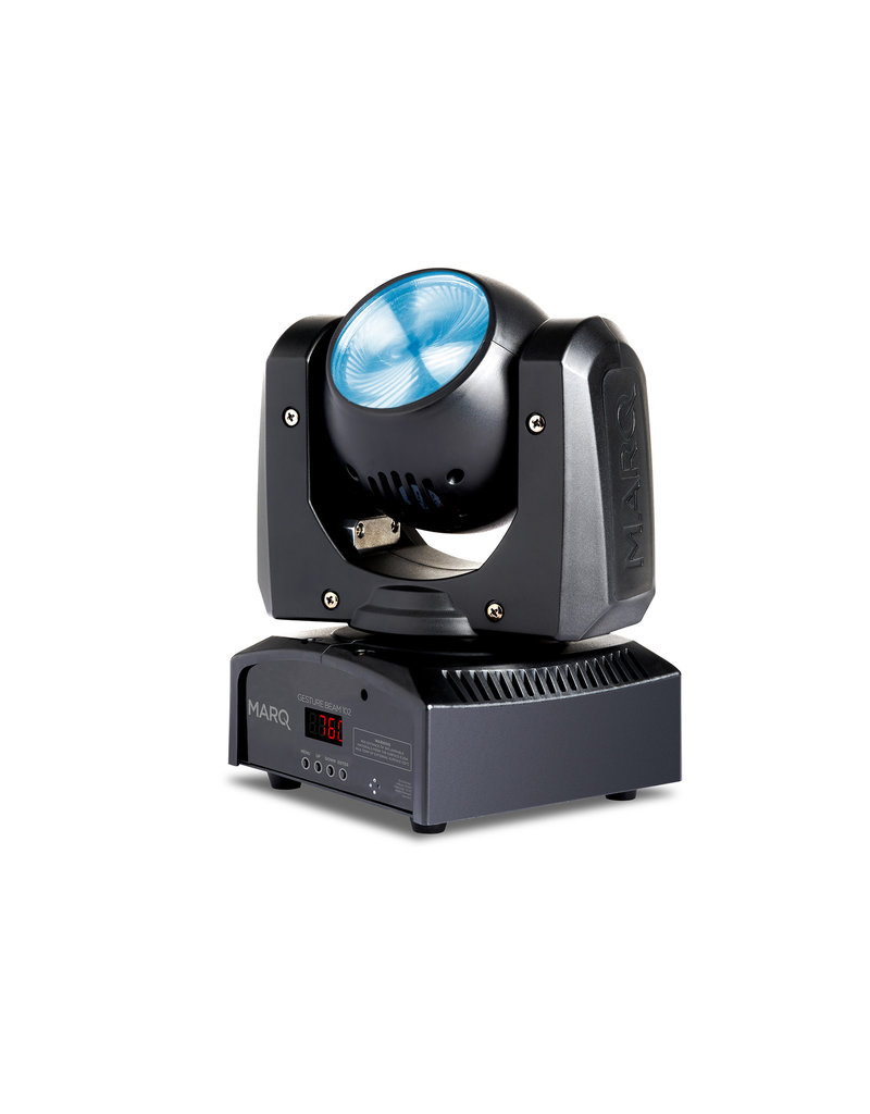 Gesture 102  2-Sided Moving Head Beam: MARQ Lighting