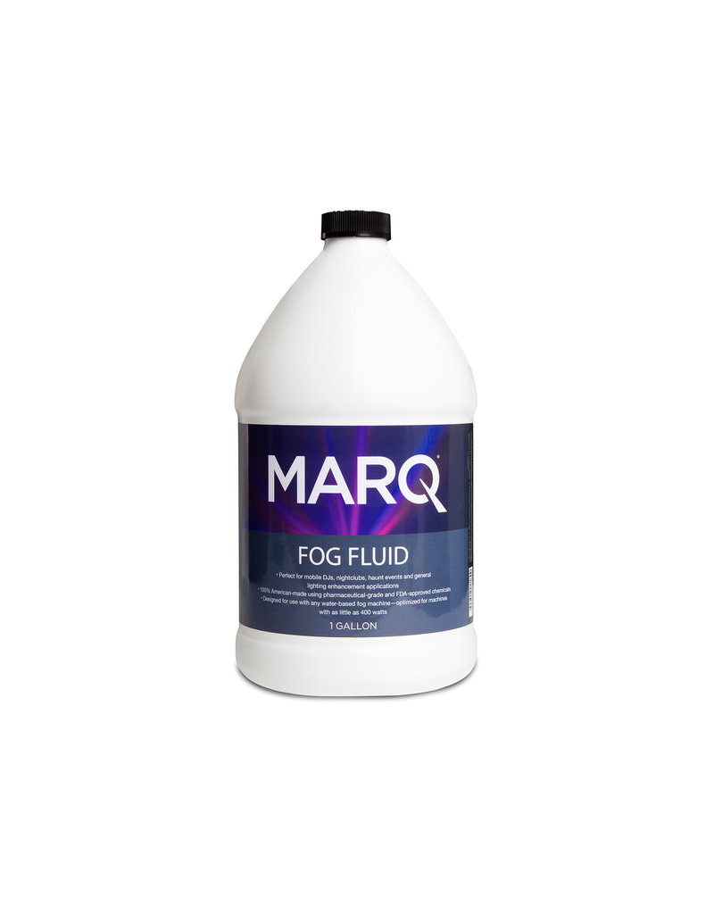 Fog Fluid (Gallon): Marq Lighting