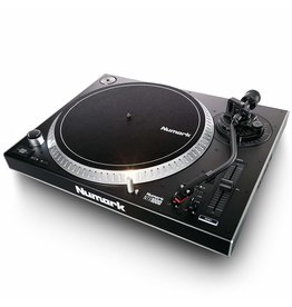 NTX1000 High-Torque Direct Drive Turntable: Numark