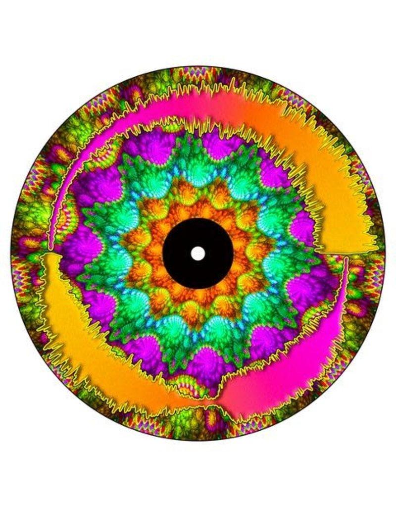 """FRACTALS Visual Vinyl Vol. 1: 7"""" Scratch Record"""