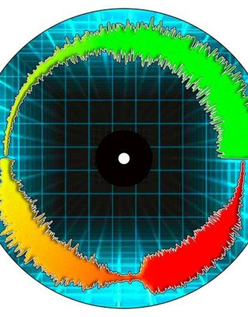 """GRID Visual Vinyl Vol. 1: 7"""" Scratch Record"""