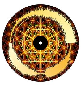 "3RD EYE VISUAL VINYL 7"" SCRATCH RECORD"