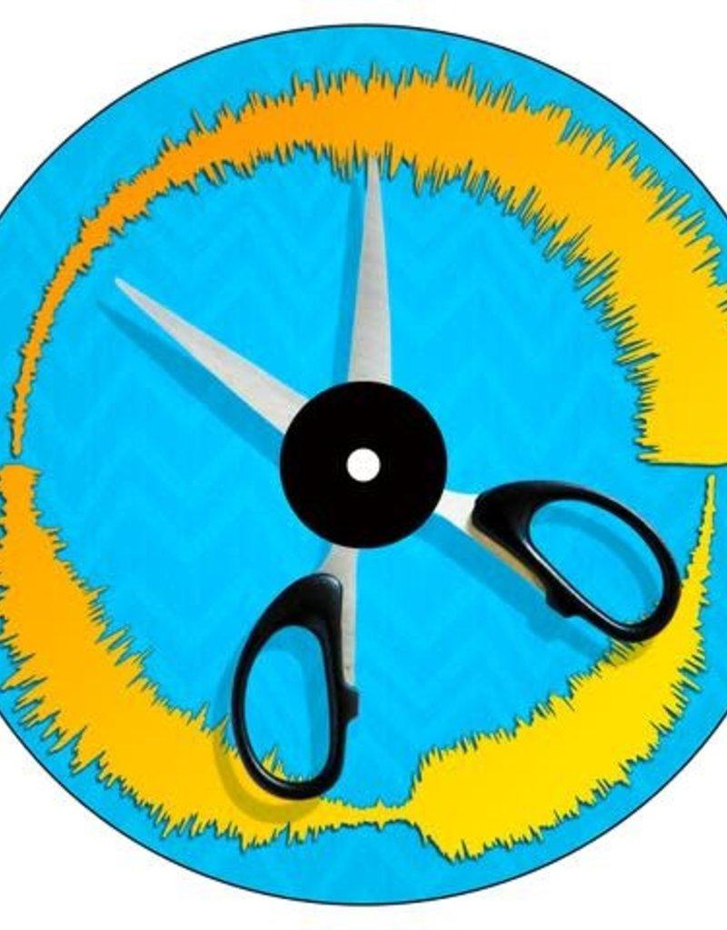 "CHOICE KUTS  Visual Vinyl Vol. 1: 7"" Scratch Record"