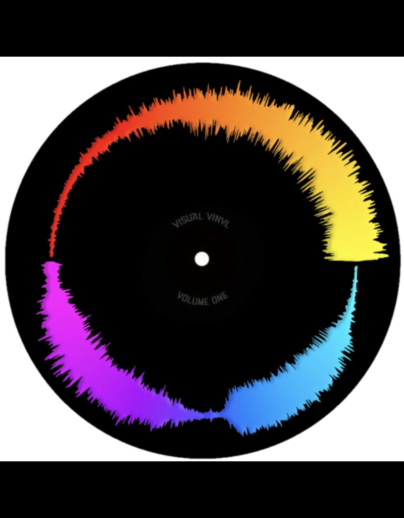 """PLAIN BLACK Visual Vinyl Vol. 1: 7"""" Scratch Record"""