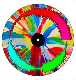 "SPIN ART  Visual Vinyl Vol. 1: 7"" Scratch Record"