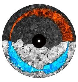 "FIRE & ICE Visual Vinyl Vol. 1: 7"" Scratch Record"