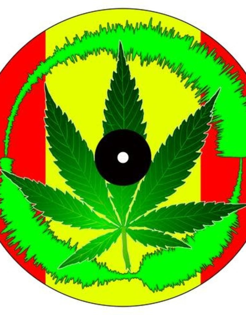 "MILE HIGH FIRE Visual Vinyl Vol. 1: 7"" Scratch Record"