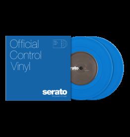 """7"""" Blue Serato Control Vinyl  (Pair)"""