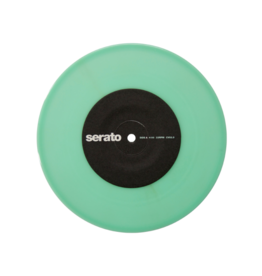 "7"" Glow in the Dark  Serato Control Vinyl Pair (Pair)"