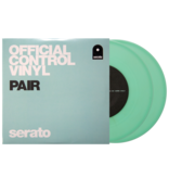"7"" Glow in the Dark  Serato Control Vinyl (Pair)"