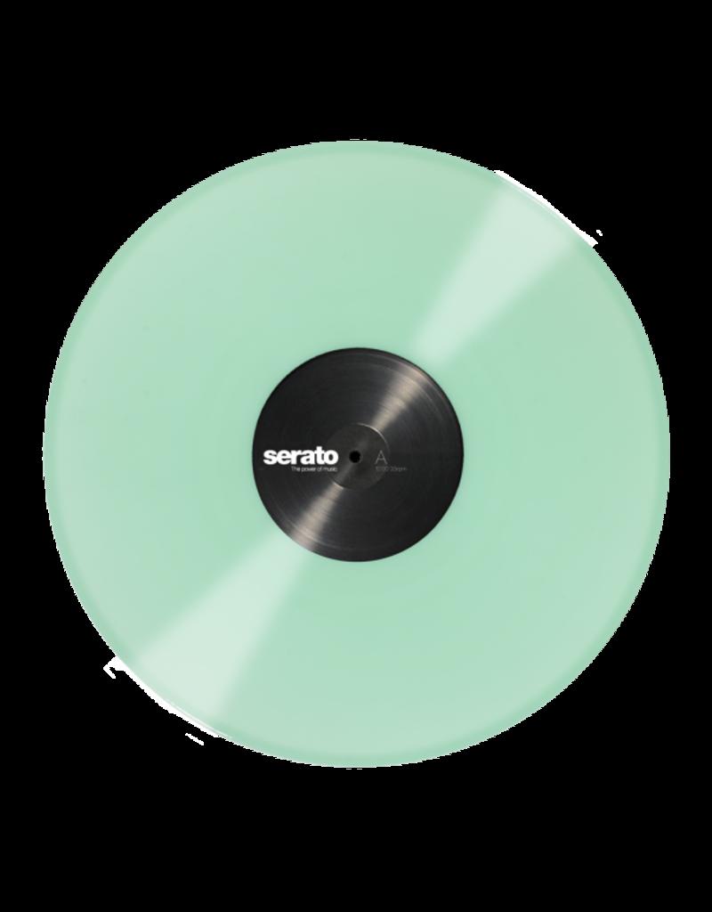 "12"" Glow in the Dark Serato Control Vinyl Pair (Pair)"