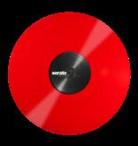 """12"""" Red Control Vinyl Pair (Pair)"""