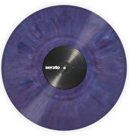 "12"" Purple Serato Control Vinyl (Pair)"