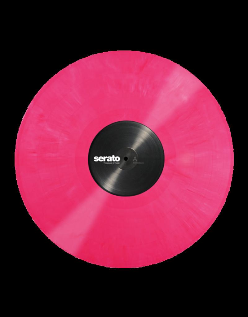 "12"" Pink Serato Control Vinyl (Pair)"