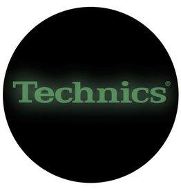 Technics Glow in the Dark Logo Slipmats (Pair)