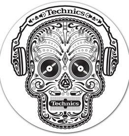 Technics Skull & Phone Slipmats (Pair)