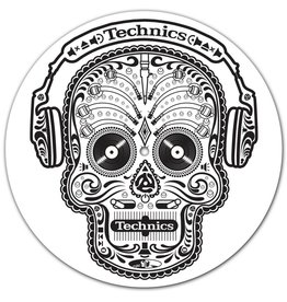 Technics Skull & Phone Slipmats (Pair)