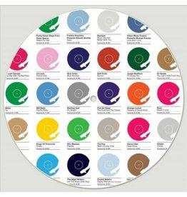 Technics Universal Colours of House Slipmats (pair)