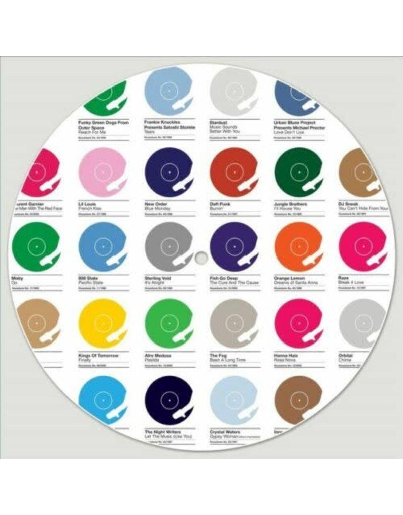 DMC Universal Colours of House Slipmats (pair)