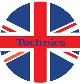 Technics Union Jack Flag Slipmats (Pair)