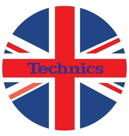 Technics Union Jack Flag Slipmats (Pair)