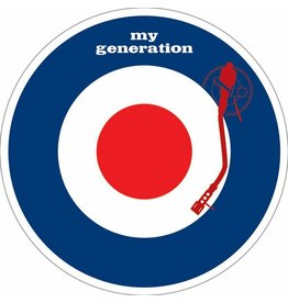 My Generation Slipmats (Pair)