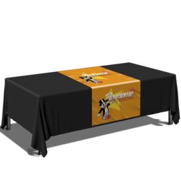 Table Runner - 9oz. Premium Polyester (1-2'x7')